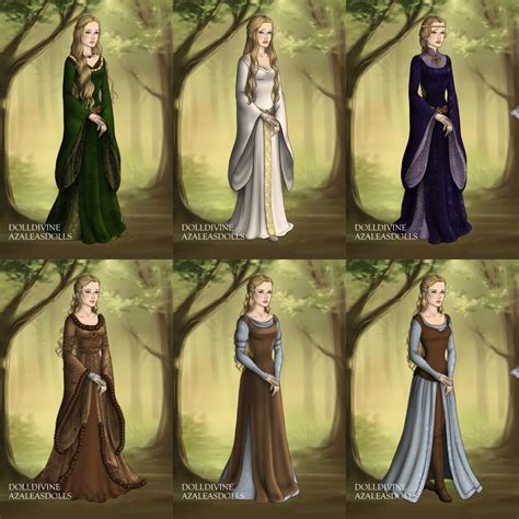 Wardrobe Dresses by Eowyn S Wardrobe In The Two Towers By Ladyaquanine73551 On
