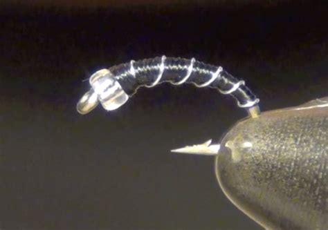 Zebra Midge Pattern Recipe | zebra midge fly tying video instructions and how to tie