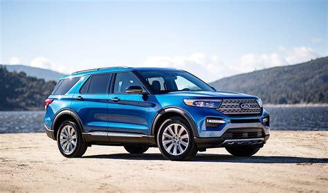Ford In Hybrid 2020 2020 ford explorer hybrid promises 500 of range