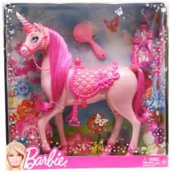barbie toys pink princess unicorn at toystop
