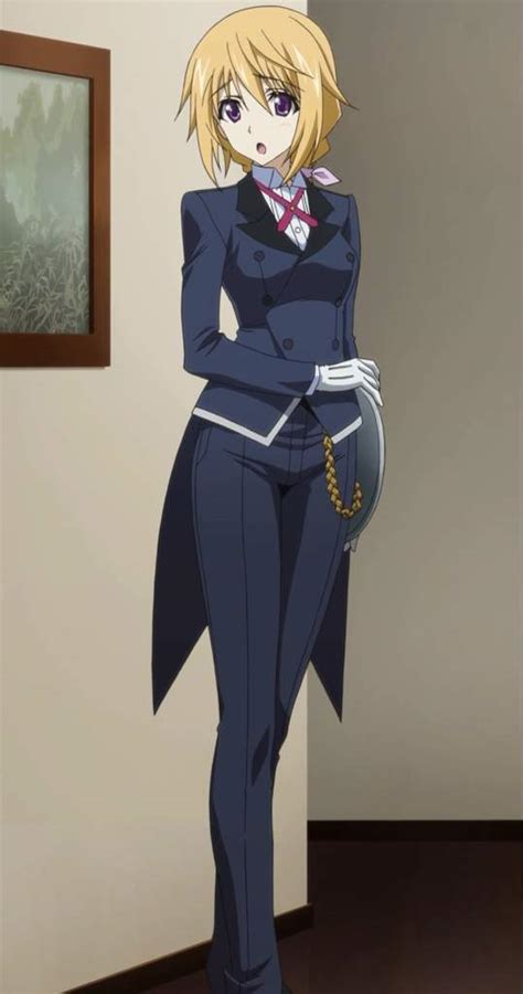 anime just like infinite stratos dunois wiki anime amino