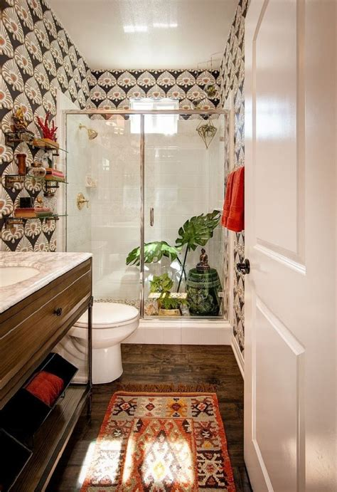 boho bathroom ideas 25 best ideas about bohemian bathroom on pinterest