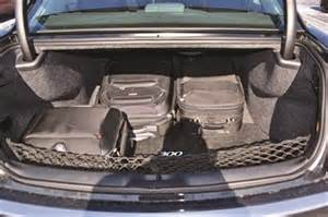 Chrysler 300 Trunk Dimensions Restyled Chrysler 300 Takes It Up A Notch Vehicles Lct