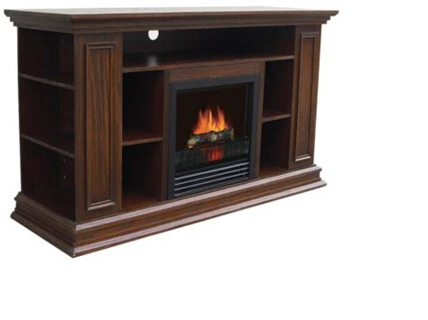Electric Fireplace Media Center Stonegate Fp10 27 11 50 Oloak 1 250 Watt Electric Fireplace Media Center