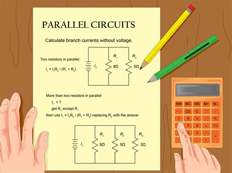 how to make a parallel circuit with a resistor how to solve parallel circuits 10 steps with pictures wikihow