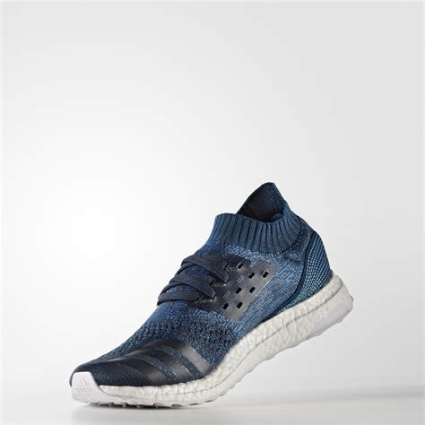 Adidas Ultra Boost Uncaged X Parley parley x adidas ultra boost uncaged legend blue 99kicks