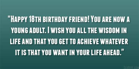 Birthday Quotes For Adults Birthday Quotes Young Adults Quotesgram