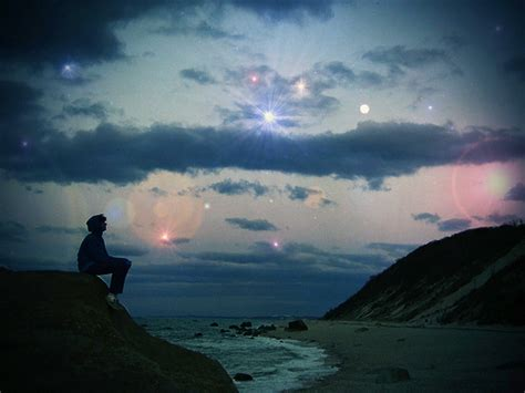 langit malam panggung sandiwara