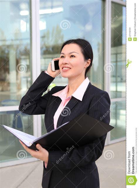 pretty chinese business woman stock image image  china beautiful