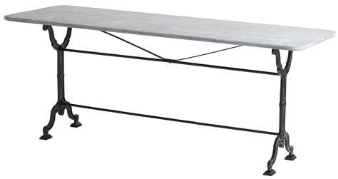 Grey Bistro Table Sold A Bistro Table With Grey Marble Top Circa 1920