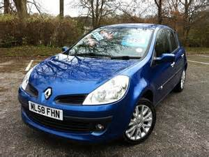 Renault Clio 2008 Used Renault Clio 2008 Petrol 1 2 16v Dynamique 5dr