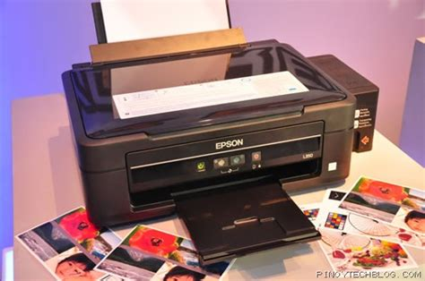 Printer Epson L355 All In One epson launches new l series ink tank system printers