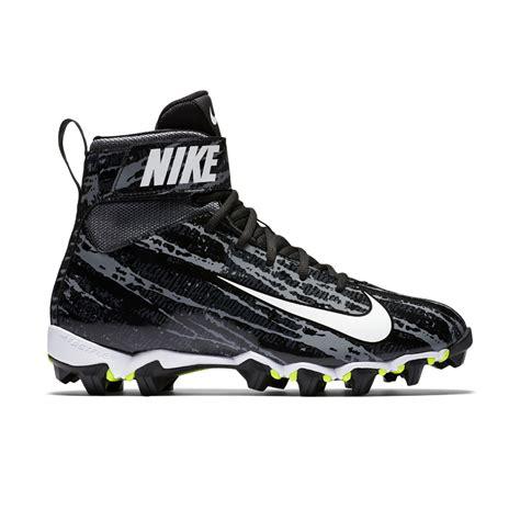 Comfortable Men Shoes For Work Nike Strike Shark Men S Football Cleat In Black For Men Lyst
