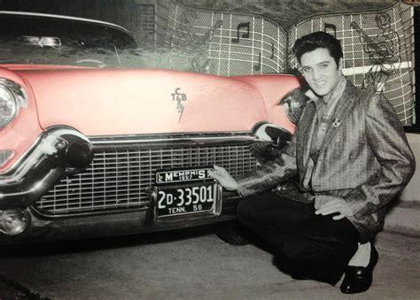 elvis 1955 pink cadillac model usa coast to coast the cars of elvis best