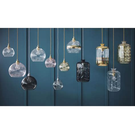 glass pendant lights lighting graham and green