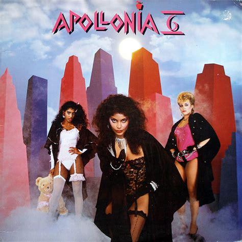 Vanity 6 Cd by Apollonia 6 Apollonia 6 1984 Beatopolis