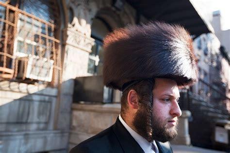 hasidic jewish men hair hasidic jews a tale and some gedanken j w kash