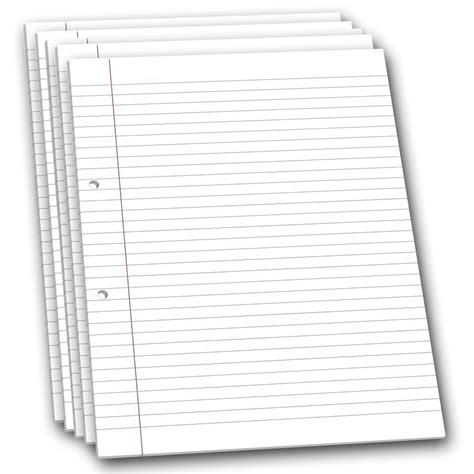 lined paper with border a5 a5 punched lined paper 500 sheets writing paper at the