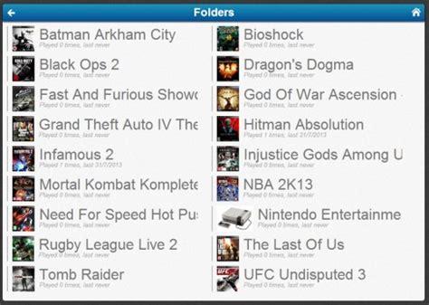 3k3y : l'interface web en screenshots