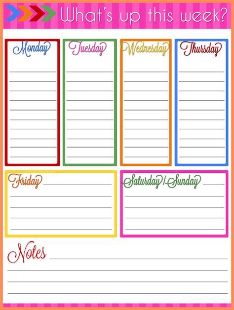 printable daily planner pdf weekly planner printable pdf weekly planner png excel