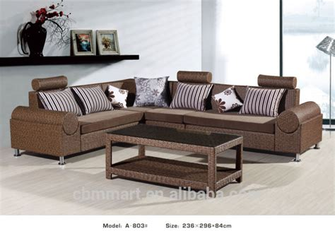 cheap rattan sofa modern cheap rattan sofa with l shape buy cheap rattan