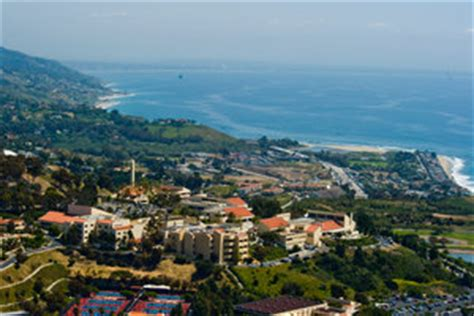 Pepperdine Mba by Locations And Maps Christian Pepperdine
