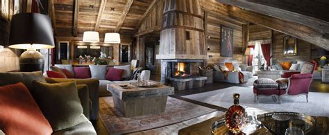 Chalet Style Chalet Ormello Ski Courchevel 1850 France Ultimate