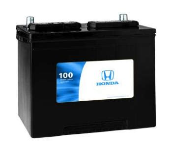 Car Battery Price Honda Money
