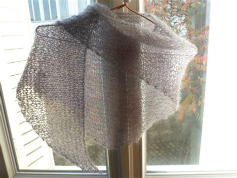 Maille Serrée Au Crochet by Comment Tricoter Un Chale Au Crochet
