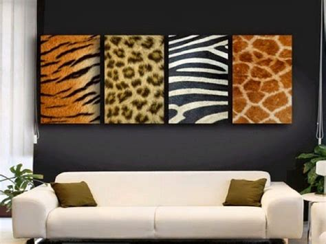 Zebra Print Room Decor Zebra Room Wall Paint Ideas