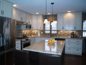 Remodeled Kitchens With White Cabinets inspiration for your kitchen renovation project kitchens in a week