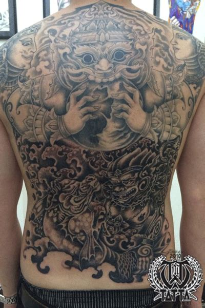 easy tattoo neo thai neo thai style my tattoo job pinterest thai style