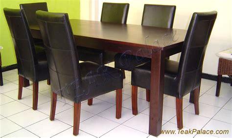 Jual Kursi Bar Di Padang padang kursi makan meja makan set minimalis jati harga