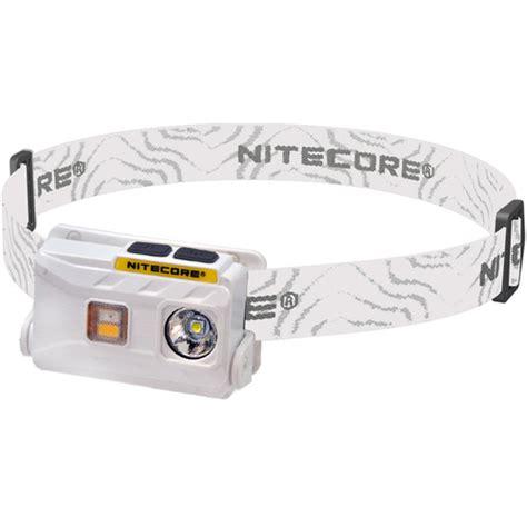 Nitecore Nu25 Headl Cree Xp G2 S3 360 Lumens Nitecore Nu25 Usb Rechargeable Led Headl White Nu25 White