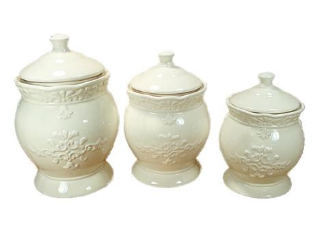 d lusso designs canister set rooster canisters d lusso designs canister set ivory canisters