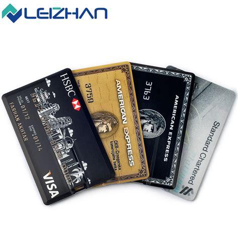 Memory External 4gb the credit card usb flash drive pendrive external memory storage 4gb 8gb 16gb u disk pen drive