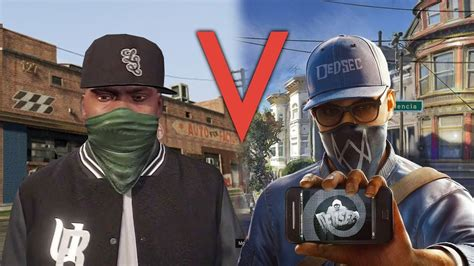 dogs vs dogs 2 dogs 2 vs gta 5 how are their worlds different