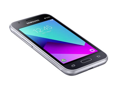 Samsung Galaxy J1 2016 Smartphone Black brand new samsung galaxy j1 mini dual sim 2016 8gb