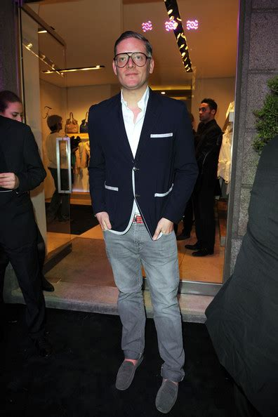 Giles Deacon 4 by Giles Deacon In Fay Launch Quot Quot 2010 Milan