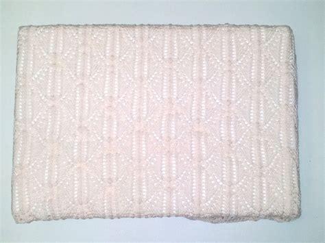 copertina culla a maglia copertina culla in maglia di somma colore rosa