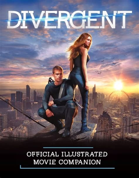 0007555407 the divergent official illustrated movie the divergent life the books