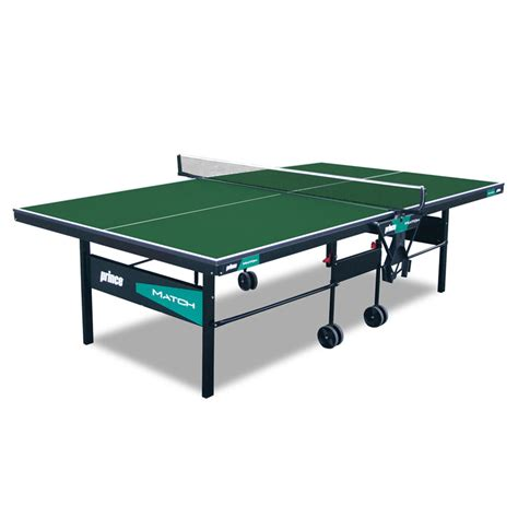 prince match ping pong table ships out in