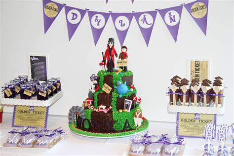 Wonderfully Wonka Guest Dessert Feature Amy Atlas Events Dessert Table Contract Template