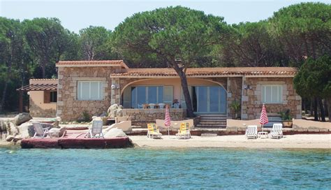 casa al mare sardegna al mare ammobiliata la maddalena villa giardinelli