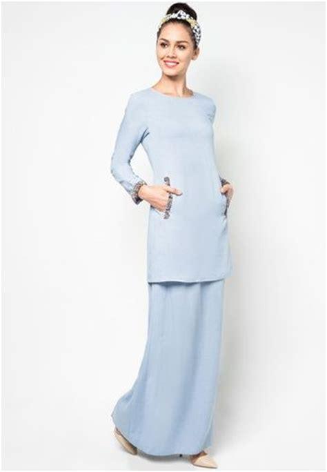 baju kurung moden zalora soft linen baju kurung by melinda looi zalora kebaya