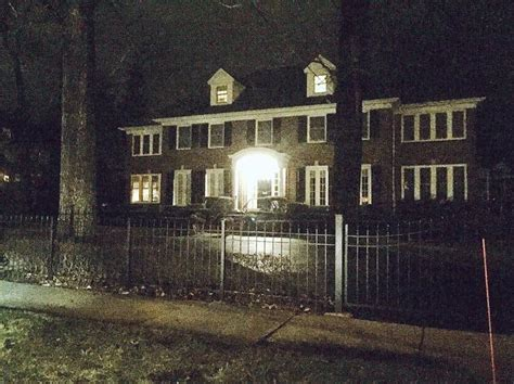 where is the home alone house sean doolittle visited the home alone house and things got dark rather quickly
