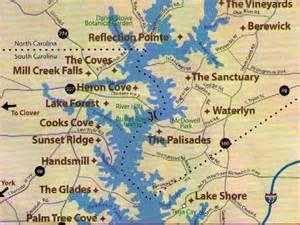 map of wylie lake wylie