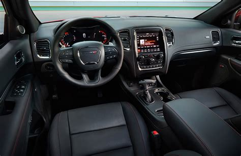 jeep durango interior 2018 dodge durango interior features