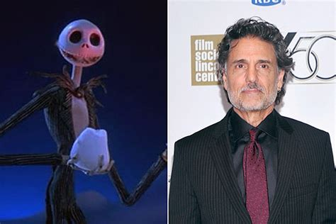 danny elfman voice of jack see the cast of the nightmare before christmas then and now