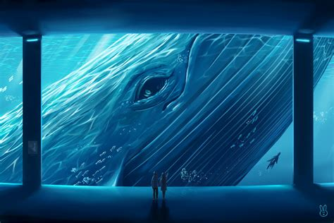 Journal Of An Aleutian Year the lonely whale s cry for by techgnotic on deviantart